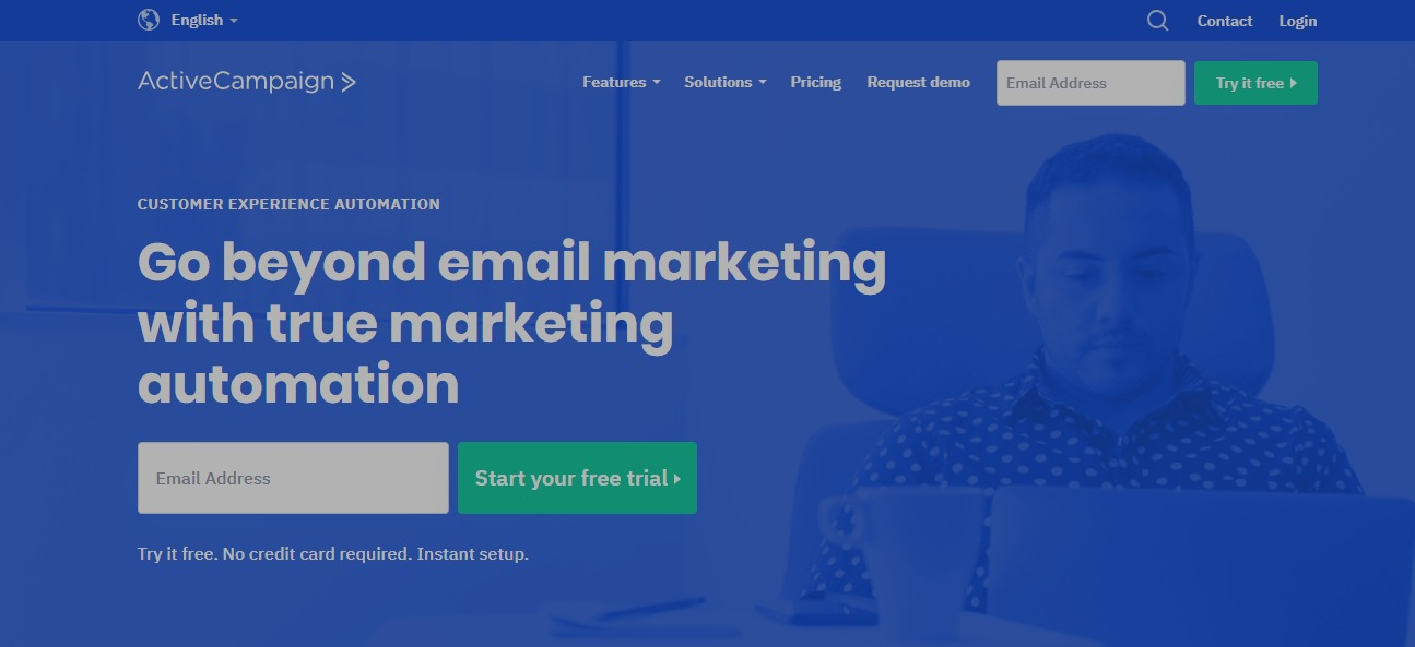 ActiveCampaign - Top 10 Email Marketing Services for Small-Businesses in India