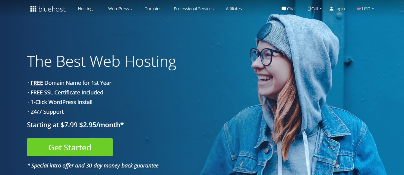 Best Web Hosting Services - Bluehost