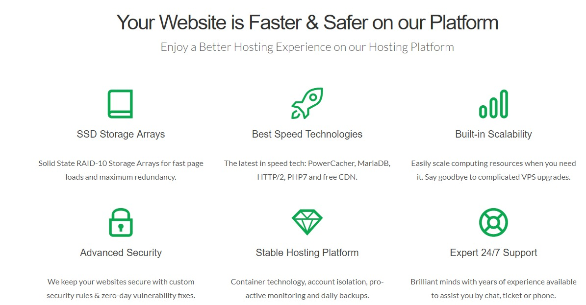 Best Web Hosting Services - GreenGeeks