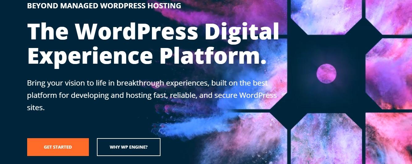 Best Web Hosting Services - WP Engine