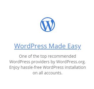 Bluehost review by Sorav Jain - WordPress Installation