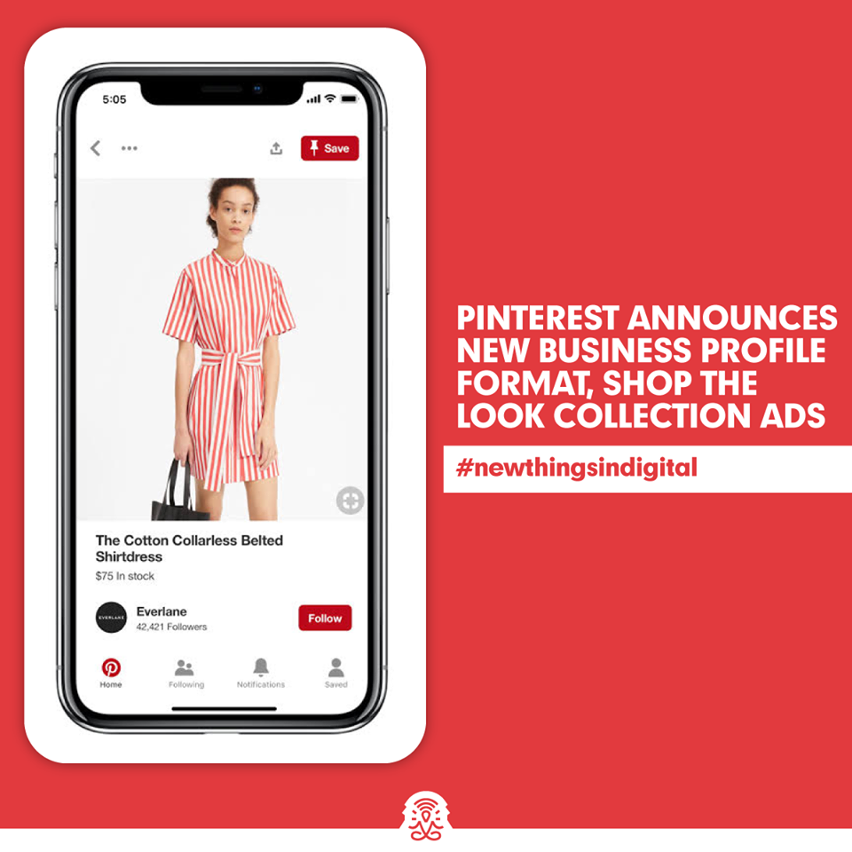 Pinterest Announces New Business Profile Format, Shop the Look Collection Ads