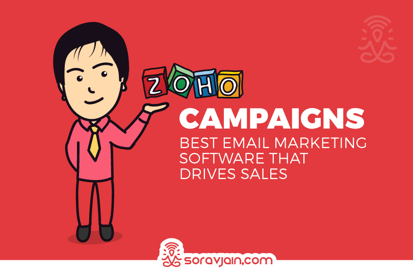 Zoho Campaigns Review – Best Email Marketing Software That Drives Sales