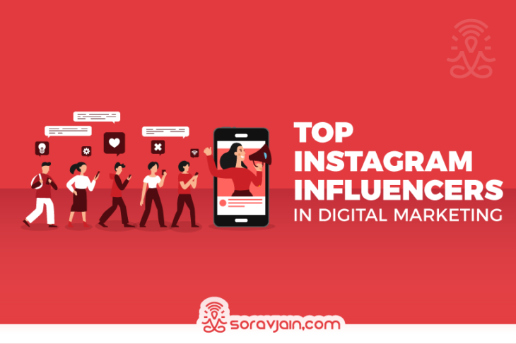 Top 10 Instagram Influencers in Digital Marketing