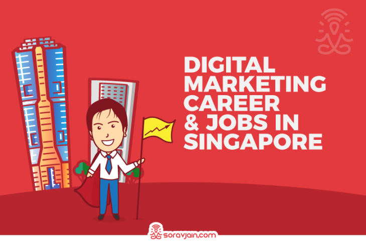 Digital Marketing Career and Jobs in Singapore
