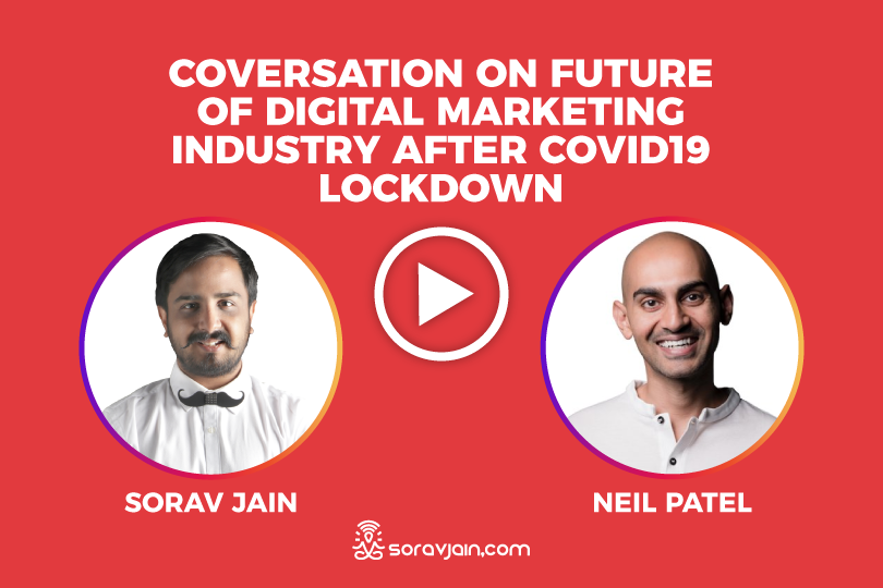 Interview with Neil Patel on The Future of Digital Marketing