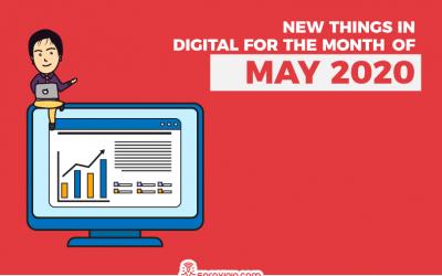 32 New Things in Digital in May 2020