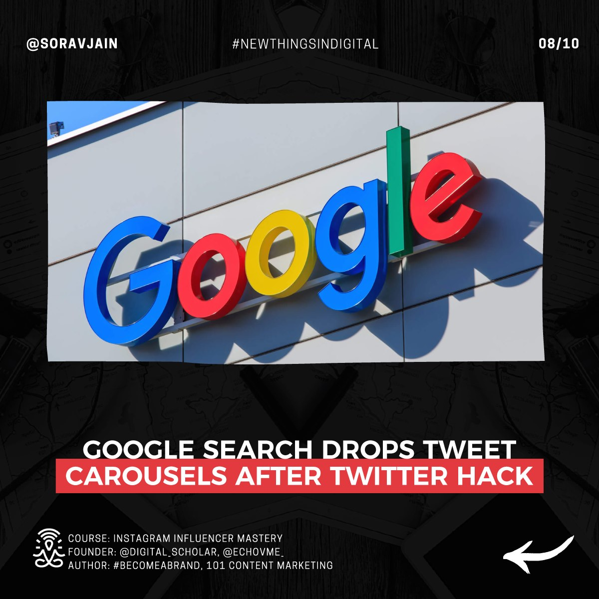 Google Search drops tweet carousels after Twitter hack