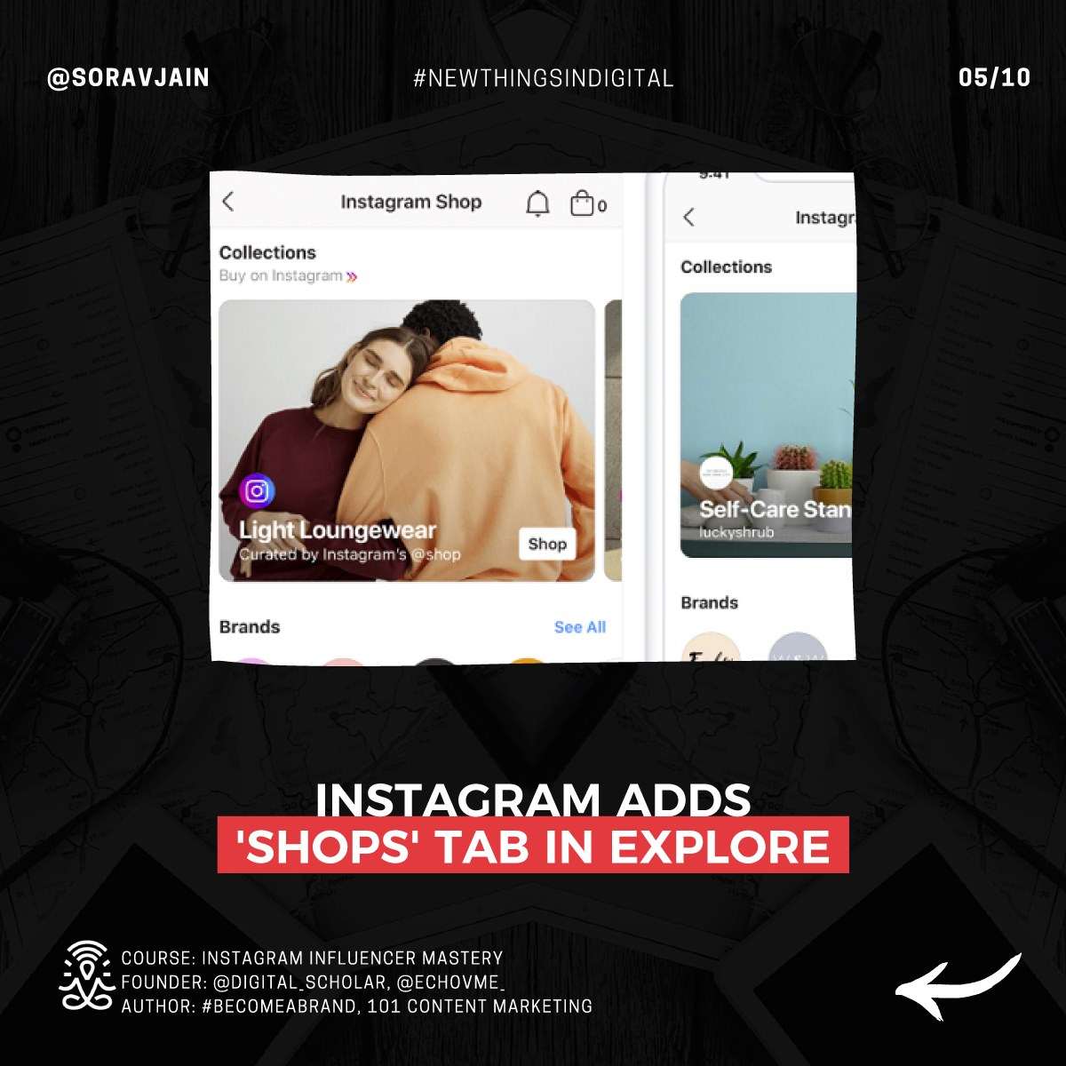 Instagram adds 'Shops' tab in Explore