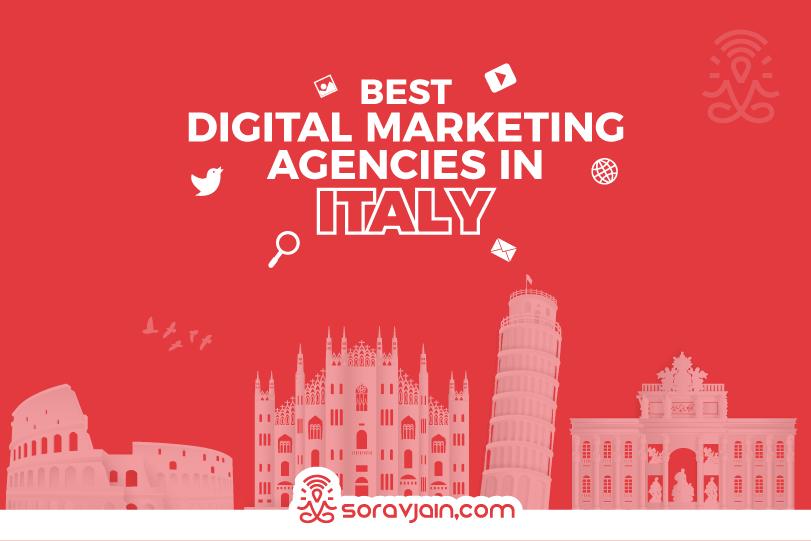 best digital marketing agency in italy