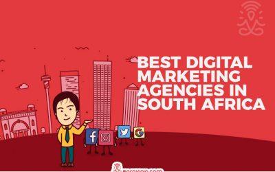 Top 20 Digital Marketing Agencies in South Africa