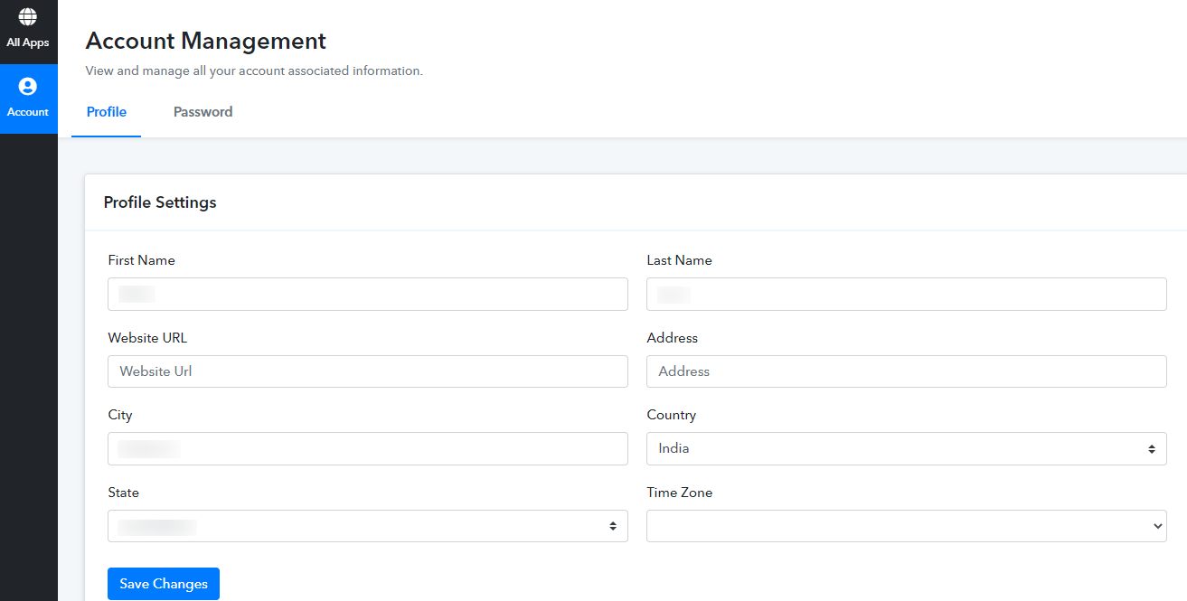 pabbly account management