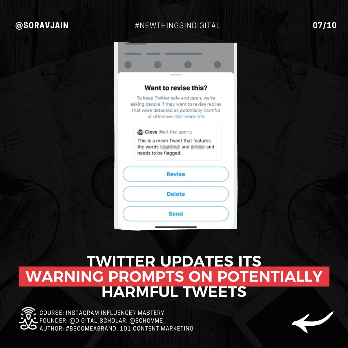 Twitter updates its warning prompts on potentially harmful Tweets