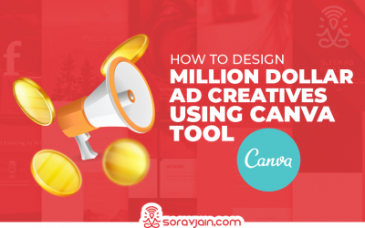 How To Design Million Dollar Ad Creatives using Canva Tool