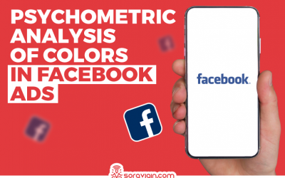 Psychometric Analysis of Colors in Facebook Ads