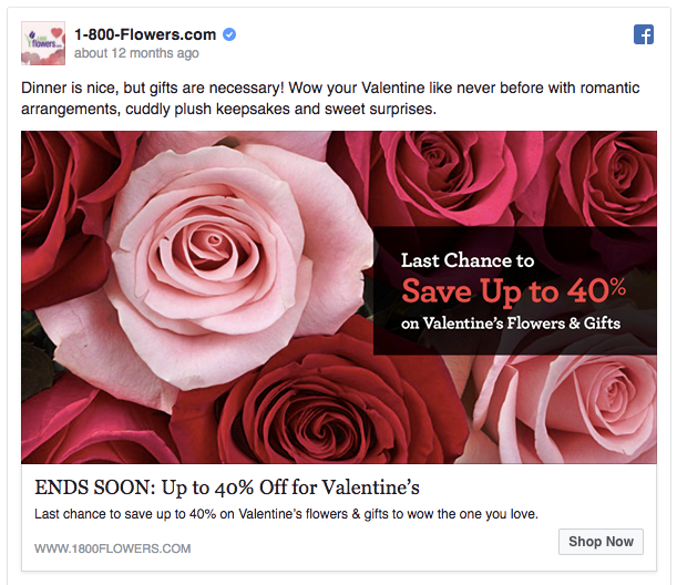 Psychometric Analysis of Colors in Facebook Ads - Pink