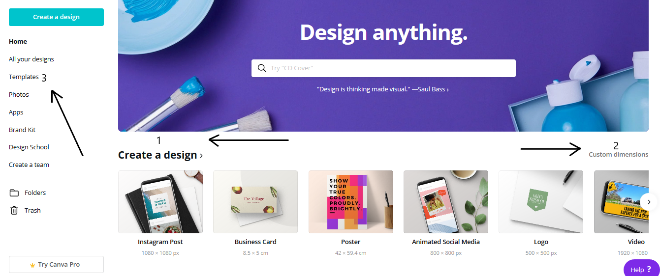 How To Design Ad Creatives using Canva Tool