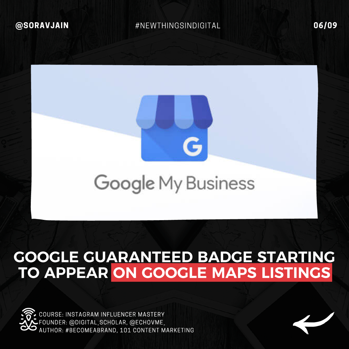 Google Guaranteed badge starting to appear on Google Maps listings