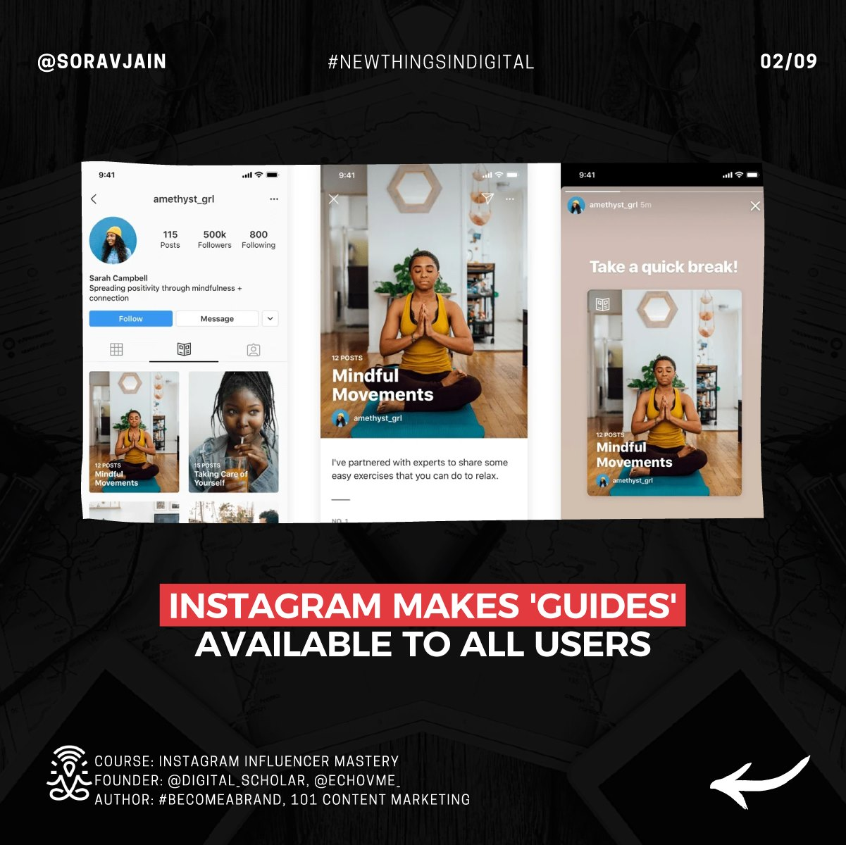 Instagram makes 'Guides' available to all users