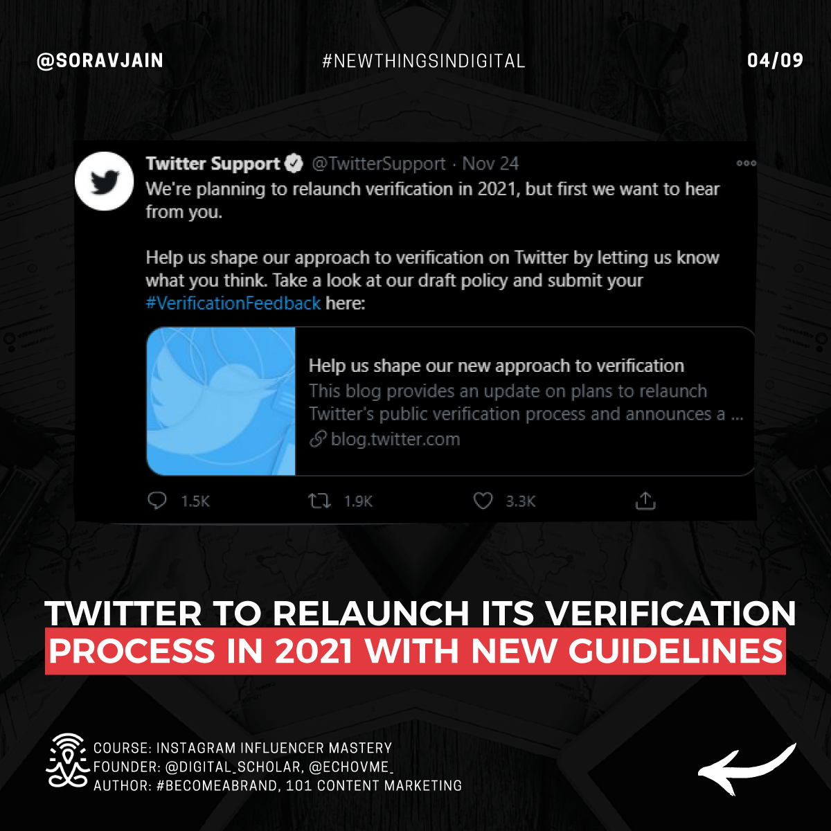 Twitter to relaunch its verification process in 2021 with new guidelines